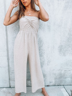 Renee knotted Jumpsuit