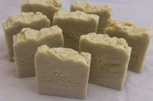 Tea Tree and Eucalyptus Shampoo Bar