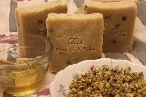 CC's Complexion Bar with Carrot Seed Oil