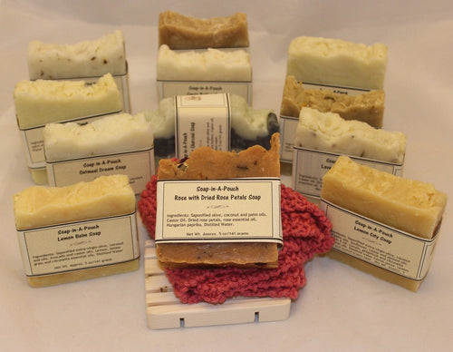 Set of 12 Handmade Soaps/Dozen Handmade Soapd/Assortment of 12 Natural Handmade Soaps/Free U.S. Shipping