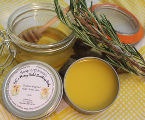 Honey Solid Soothing Balm