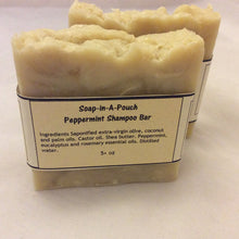 Peppermint Shampoo Bar/Natural Dandruff Shampoo Bar