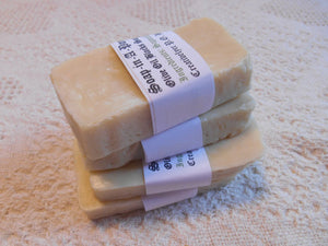 4-Pack Olive Oil Blocks Soap