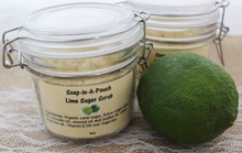 Lime Sugar Scrub