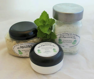 Peppermint Foot Spa Treatment Set
