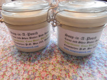 Cocoa and Shea Butter Whipped Body Butter