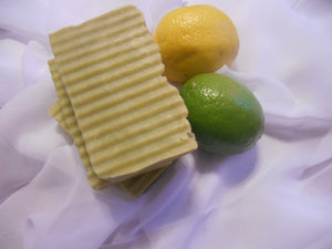 Key Lime Soap/Lime Soap/Handmade Soap/Handmade Lime Soap/Natural Lime Soap