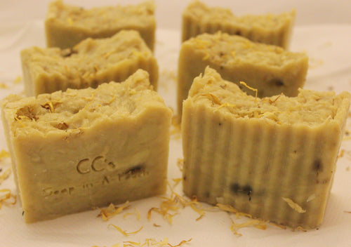 Calendula Tea Soap