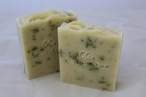 Peppermint Tea Soap