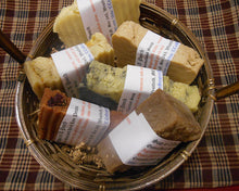 Basket of Handmade Soaps