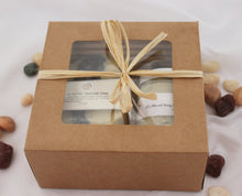 Cocoa Butter Charcoal Bath Gift Set