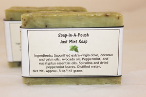 Just Mint Soap
