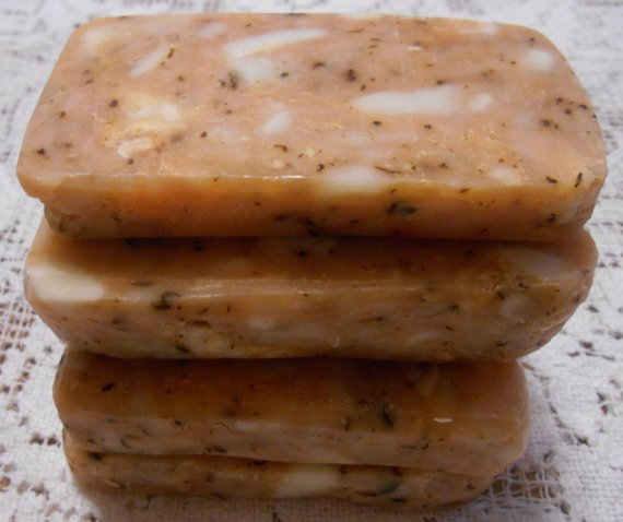 Mediterranean Blocks Soap Set
