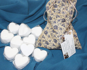 Lavender and Ylang Ylang Shower Steamers