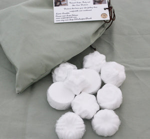 Uplifting Aromatherapy Shower Steamers