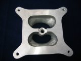 Holley 7 degree Adaptor Plate