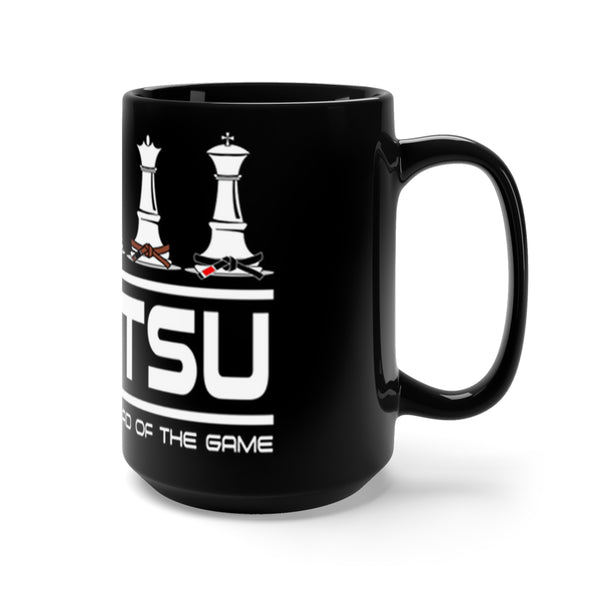Jiu-Jitsu Coffee Mug | Always One Step Ahead of the Game | 15oz | Free Shipping From the U.S.