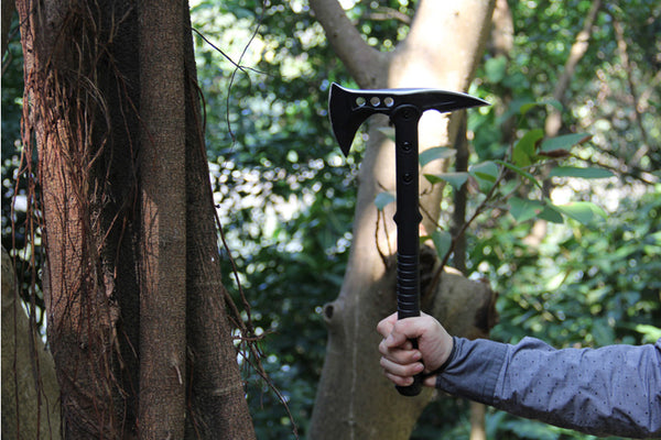 Tactical Tomahawk, Axe, Hatchet | Military | Outdoor, Hunting, Camping, Survival - Qatalyst