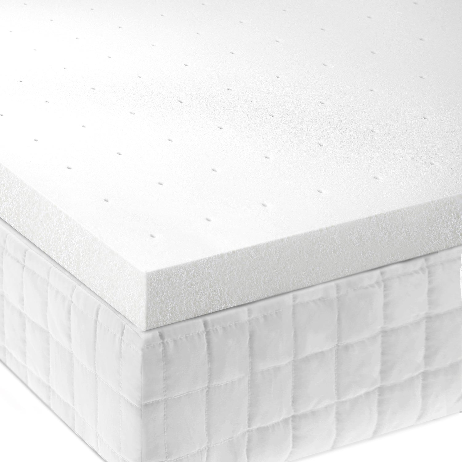 year mattress original lucid twin itm queen foam king warranty shipping topper inch memory full mattresses