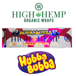 High Hemp Wrap HubbaBubba | The Weed Box
