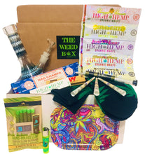 the weed box weed subscription box