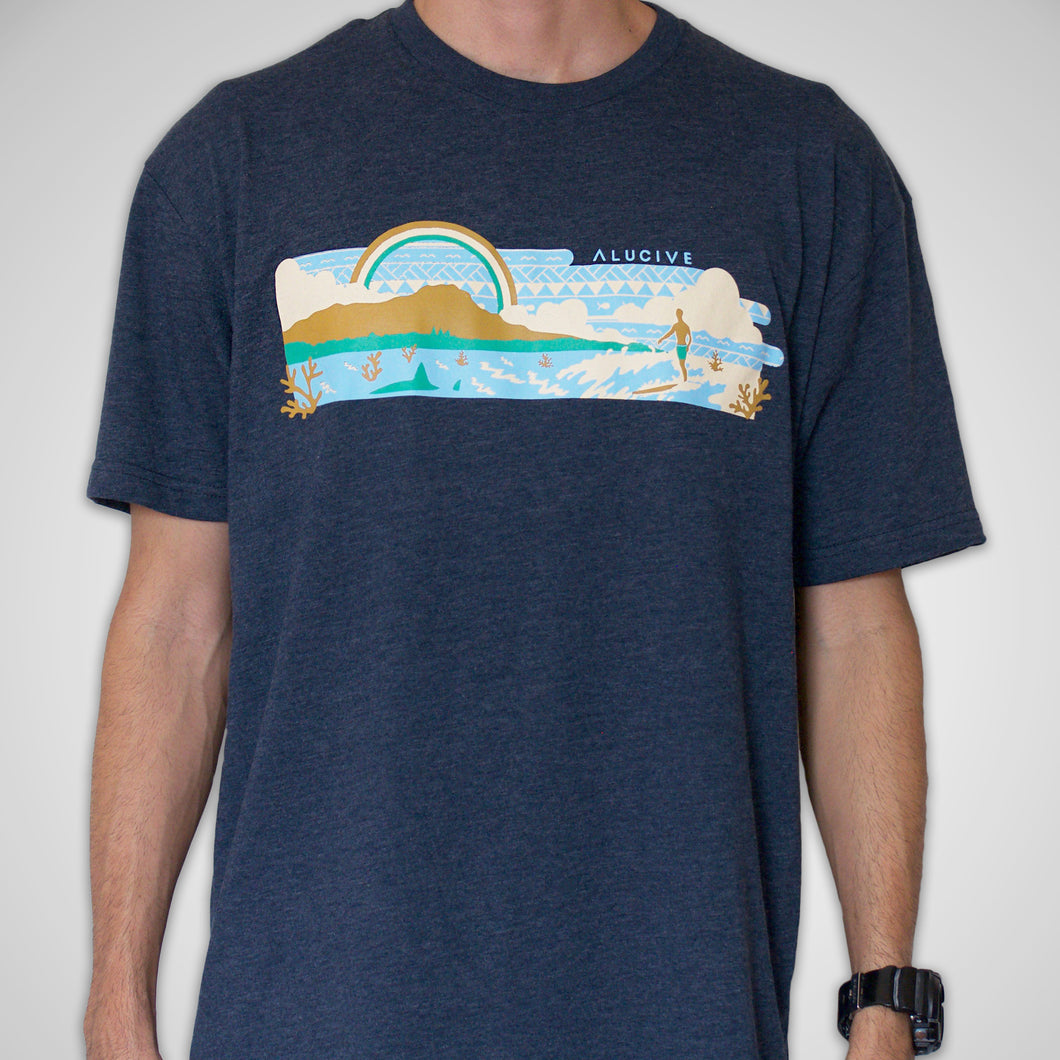 Hawaii Surfer Shirt
