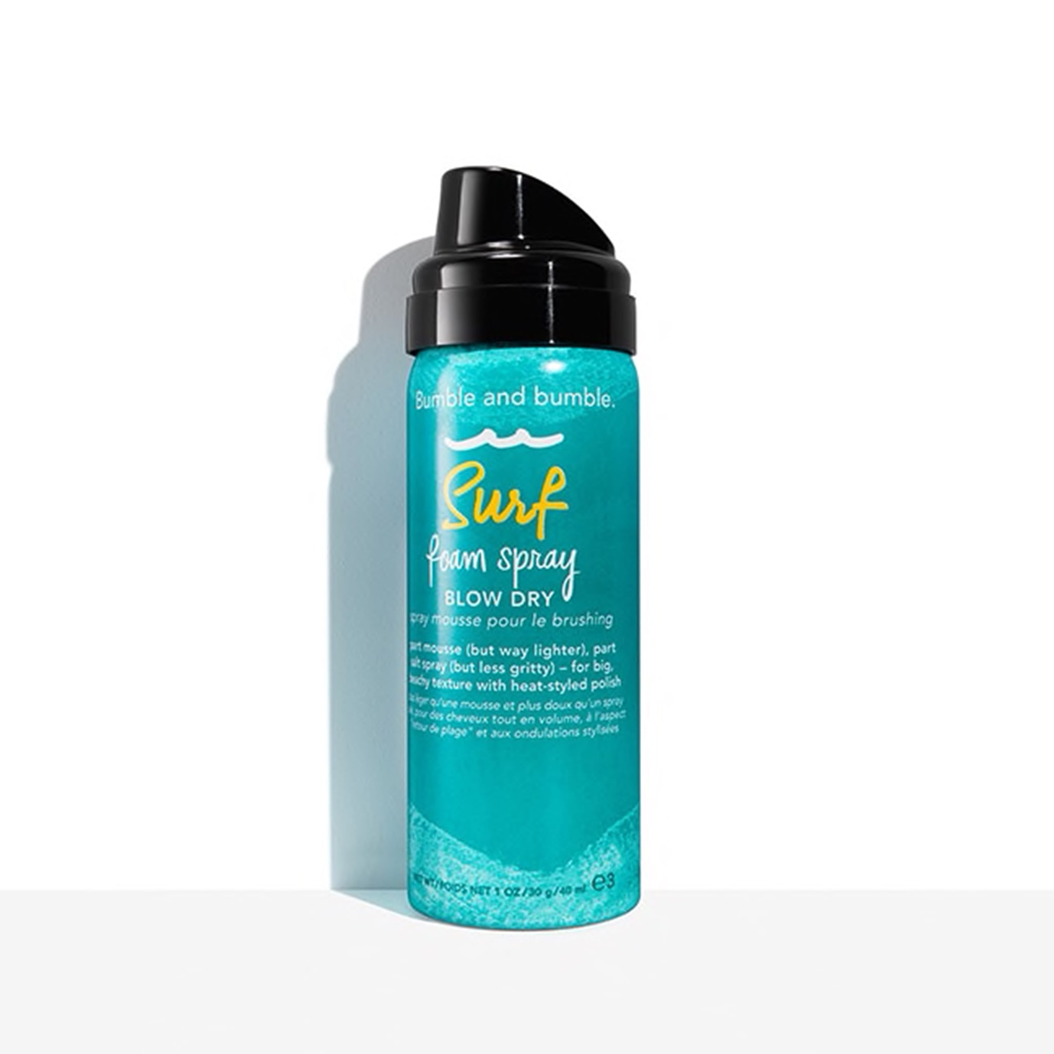 Surf Foam Spray Blow Dry