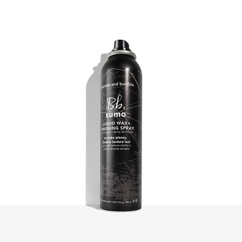 Sumo Liquid Wax + Finishing Spray