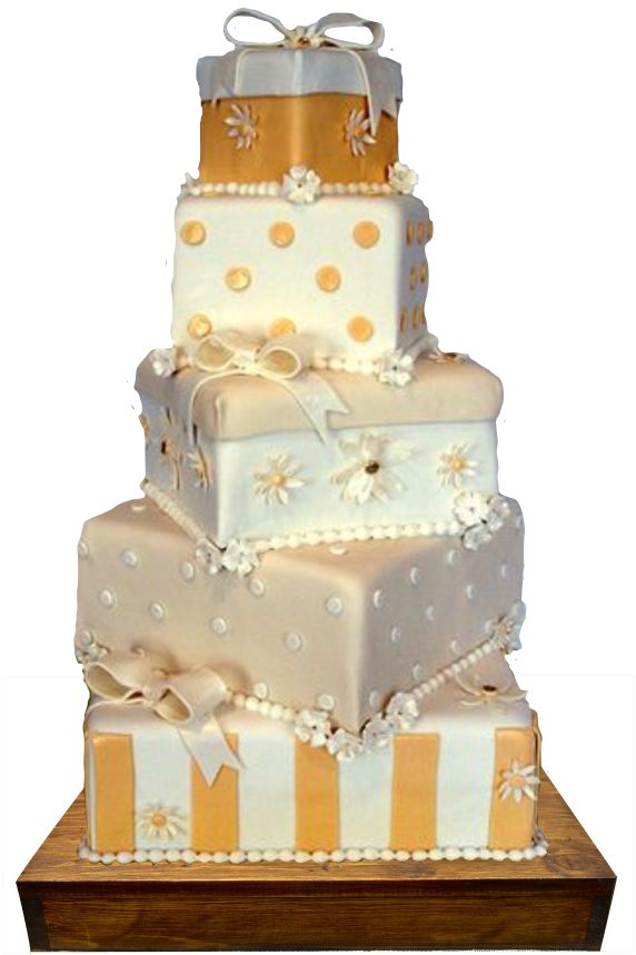 Copy of 18 inch Square Cake Stand Wedding Cake Stand Square