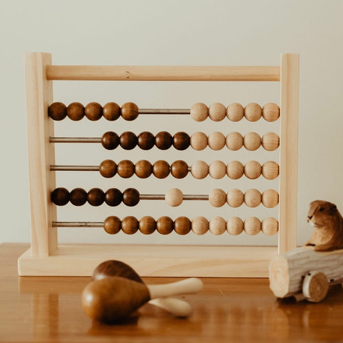 Abacus Small - Stained