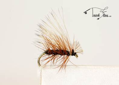 Elk Hair Caddis Black - Trickflies