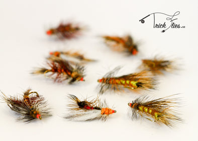 Stimulator 9 Fly Collection - Trickflies