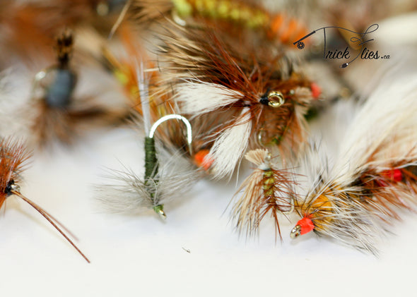 Ultimate Dry 73 Fly Collection - Trickflies