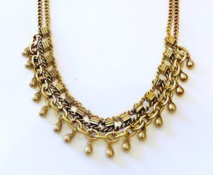 ✨gold collar necklace✨