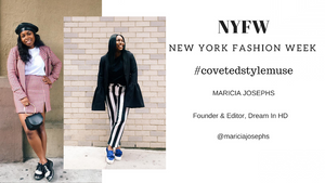 NYFW Influencer Essentials: Maricia Josephs