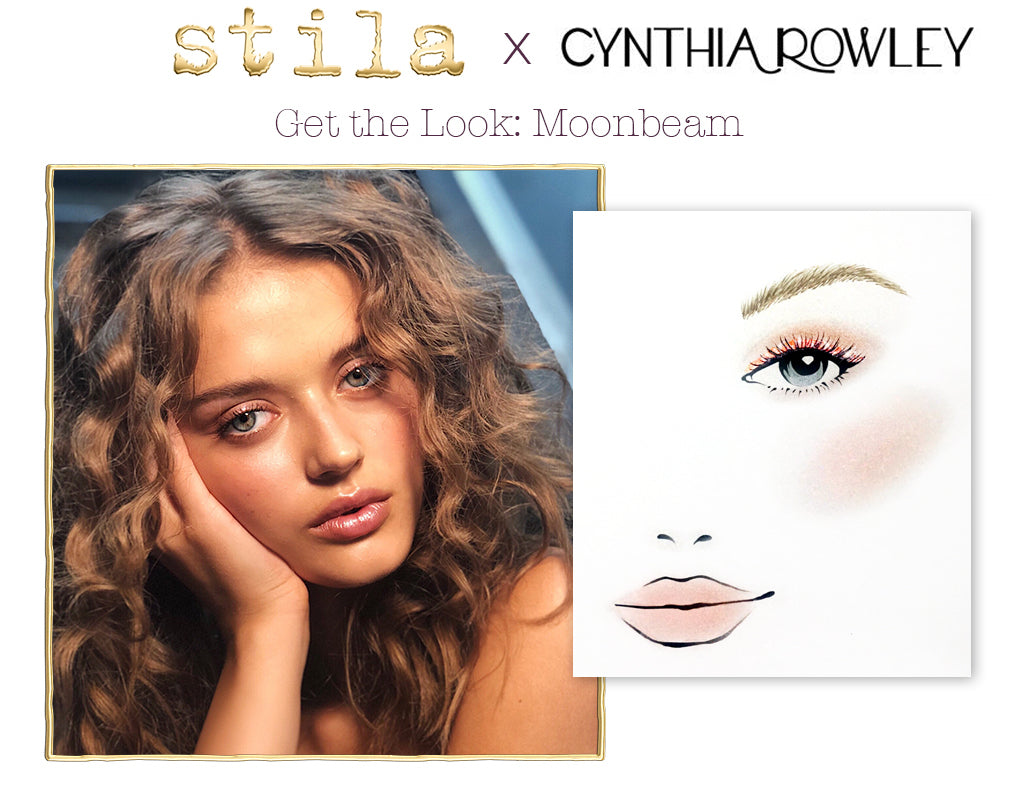 Master the Moonbeam Look with Stila x Cynthia Rowley