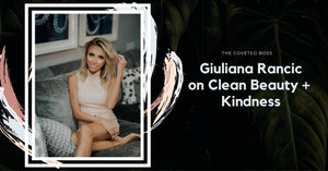 Giuliana Rancic on Clean Beauty and Kindness