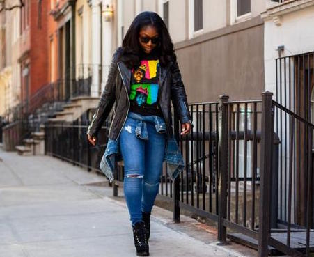 Coveted Style Girl of the Month: Khalia Harrison, Blogger of The Coveted K