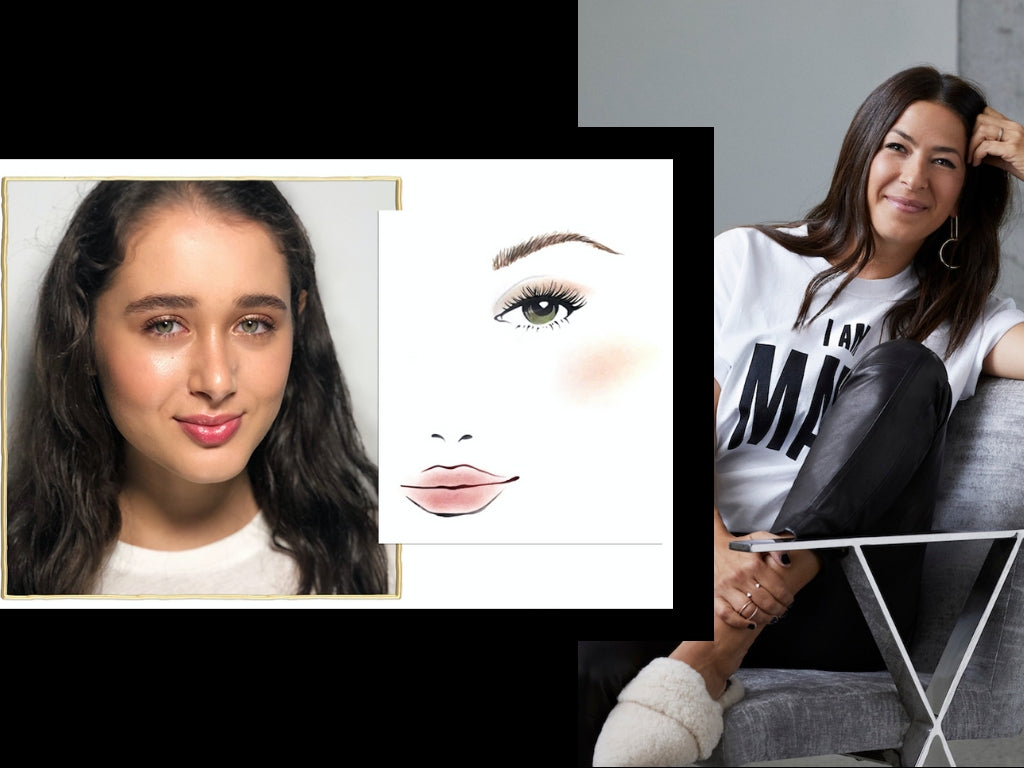 "Get The Look: Stila Cosmetics for Rebecca Minkoff ""I AM MANY"" Campaign"