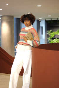 Rufaro High Neck Sweater - Coveted Style