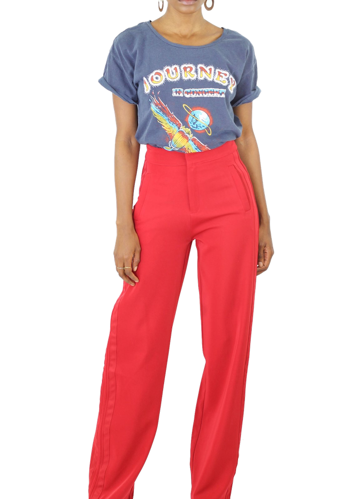 98004e3af545a Journey World Tour Band Tee - Coveted Style