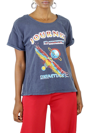 Journey World Tour Band Tee - Coveted Style