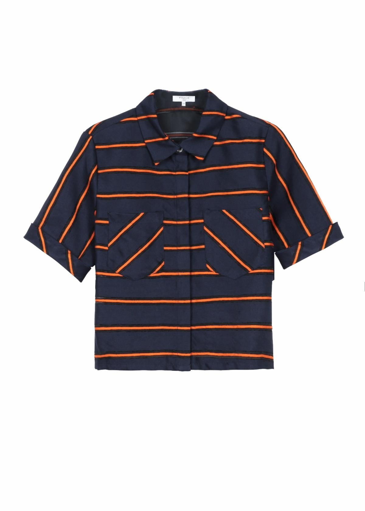 Cyprila Stripe Shirt - Coveted Style