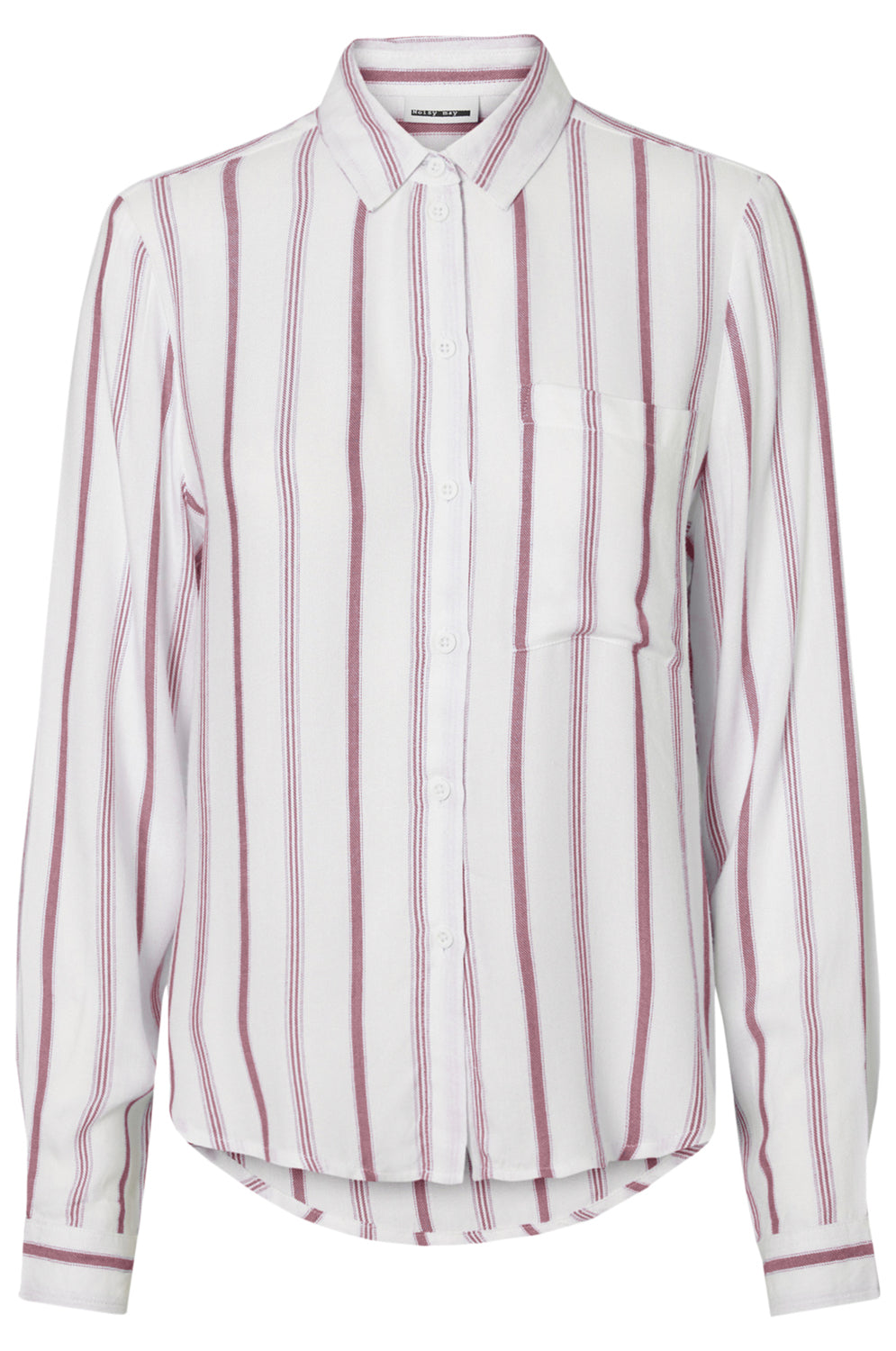 Abigail Striped Shirt - Coveted Style