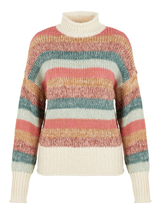 Rufaro High Neck Sweater
