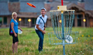 How to get your Girlfriend (or Boyfriend) Hooked on Disc Golf
