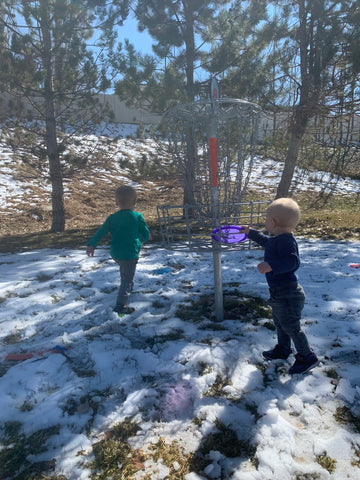 Disc Golf for Kids