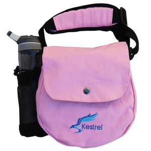 Kestrel Disc Golf Bag | Fits 6-10 Discs + Bottle Holder