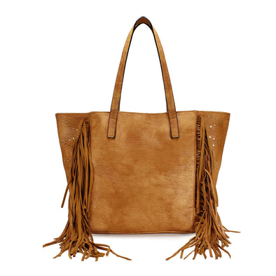 Trendy Native Style Tote Bag H1942