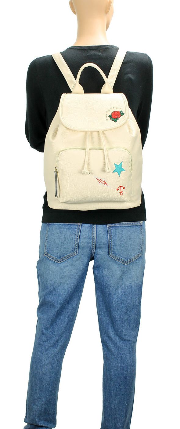 Drawstring Fashion Backpack H2028